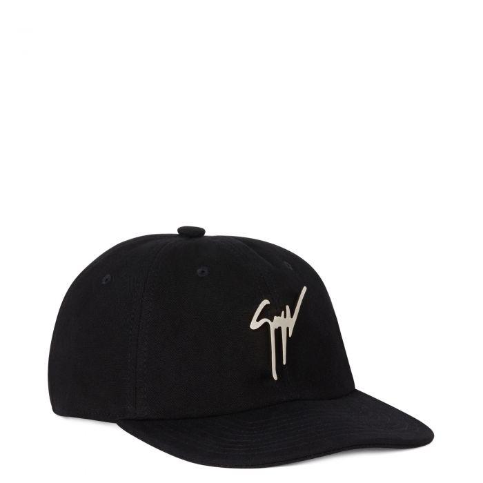 COHEN - Noir - Chapeau