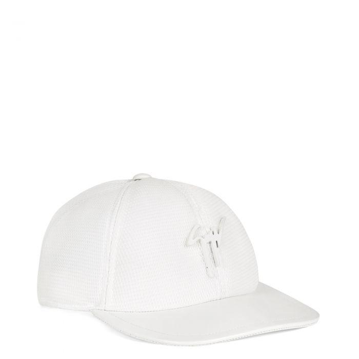 COHEN - White - Hats