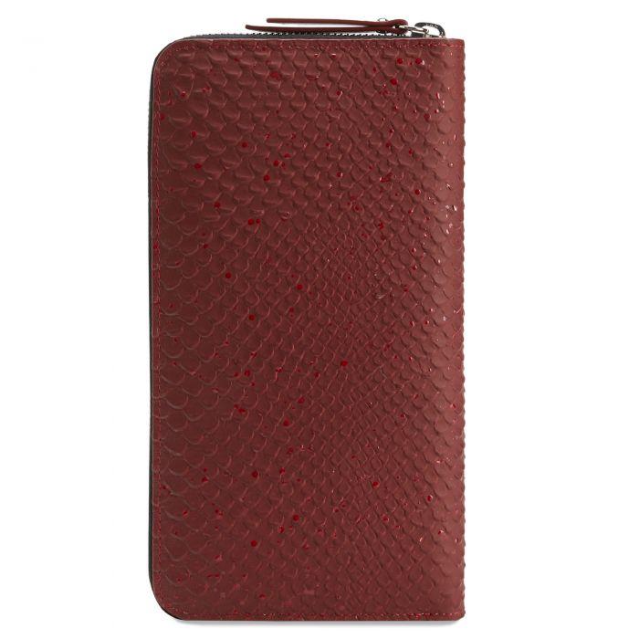 SAMUEL - Red - Wallets