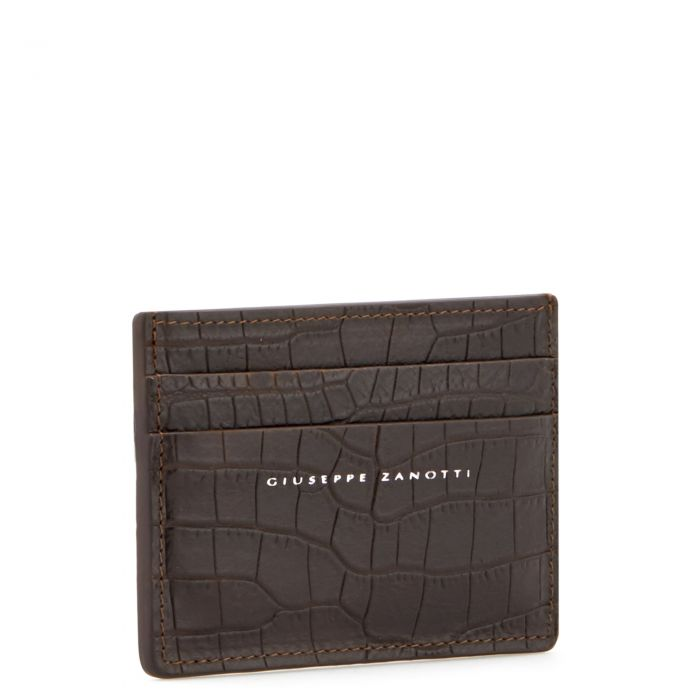 ALBERT - Brown - Wallets