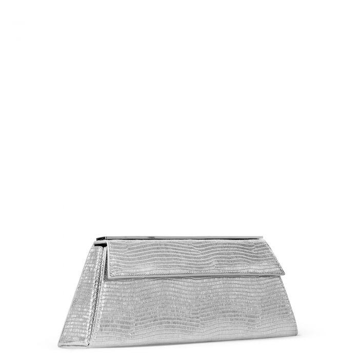 BLOCKY - Silver - Handbags