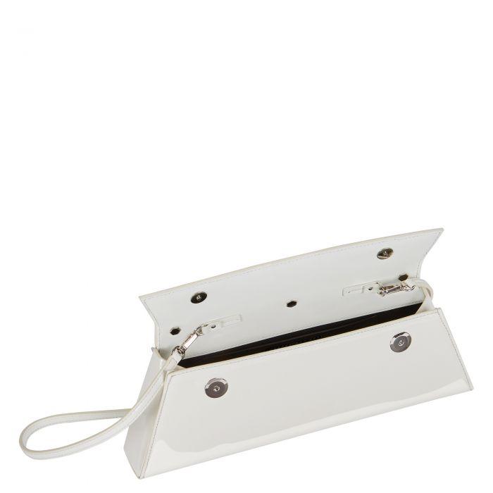 BLOCKY - White - Handbags
