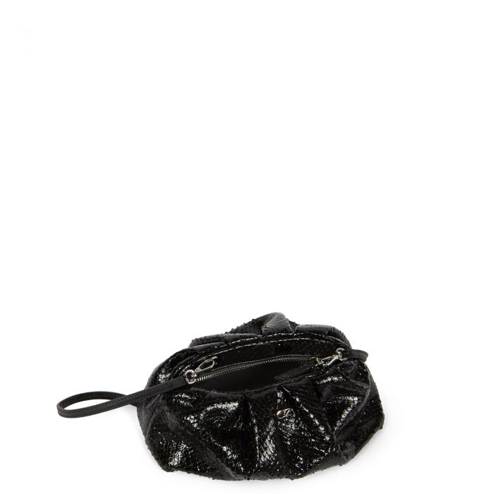 MINI TOMATO - Black - Handbags
