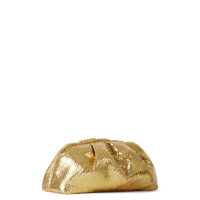 MINI TOMATO - Gold - Handbags