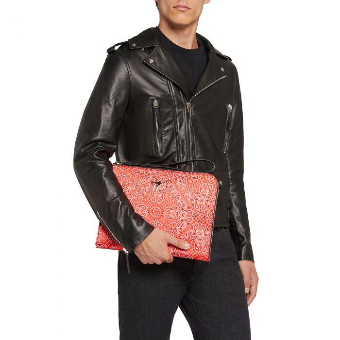FABIAN - Red - Handbags
