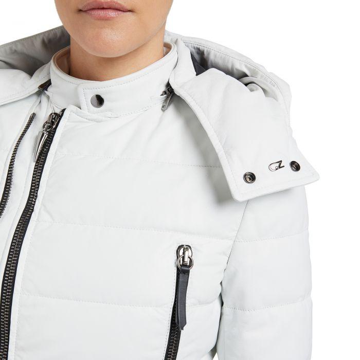 MISS JUPITER - White - Jackets
