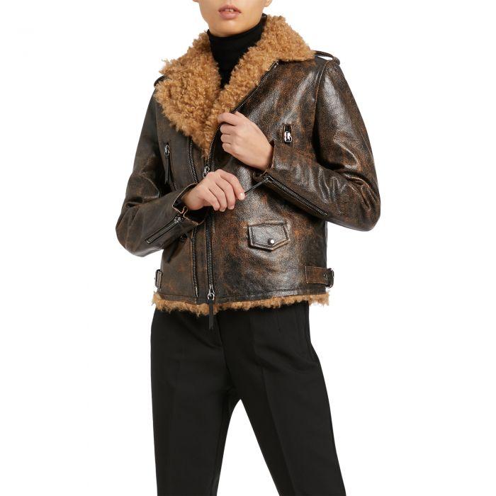 AMELIA WINTER - Brown - Jackets