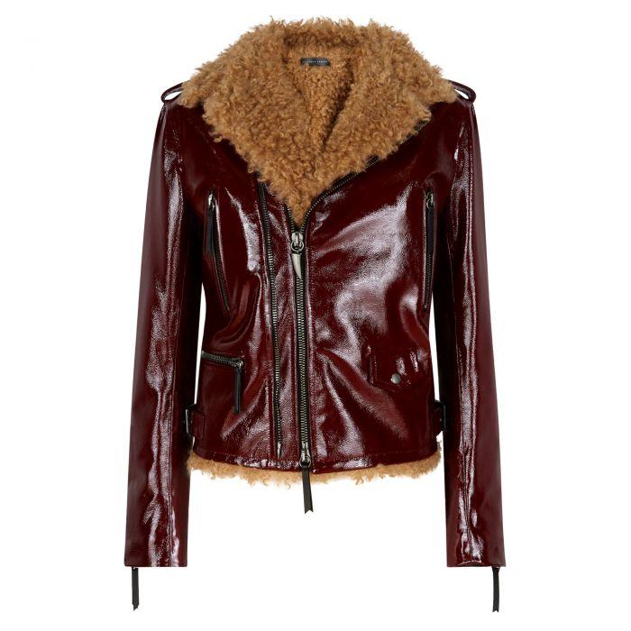 AMELIA WINTER - Bordeaux - Jackets