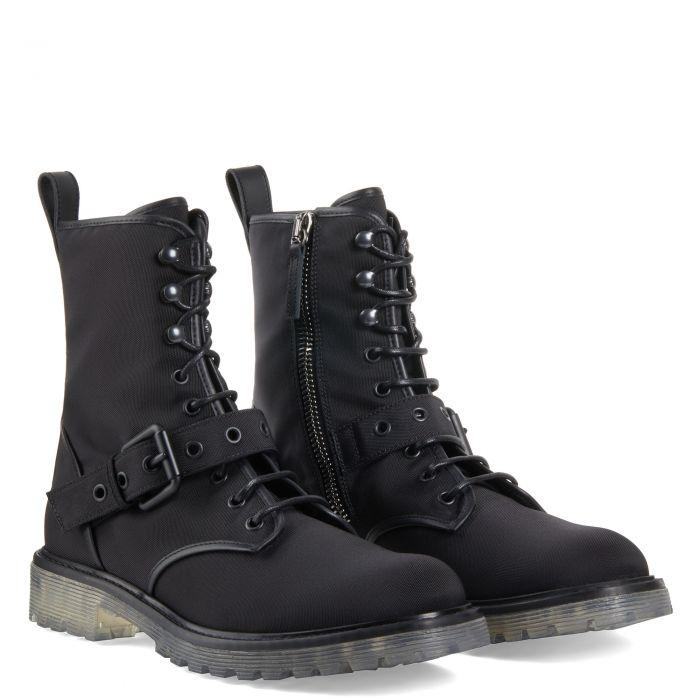 ARGO - BLack - Boots