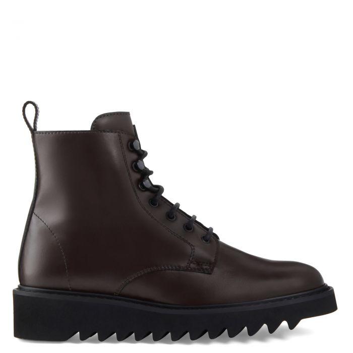 BASSLINE - Brown - Boots