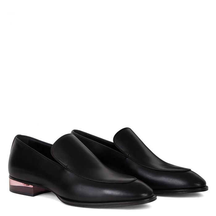 GOULD - Black - Loafers