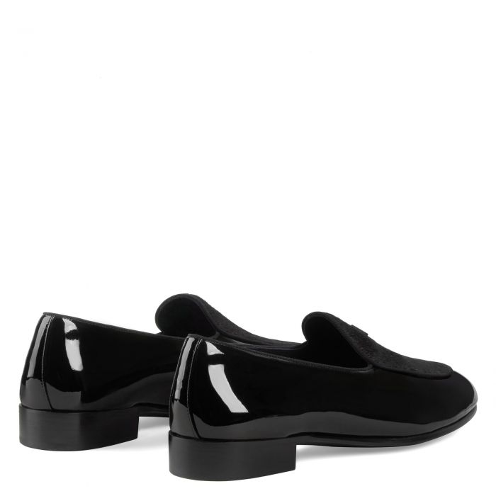 RUDOLPH - BLack - Loafers