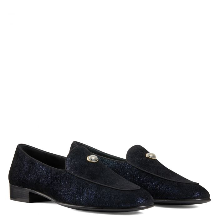RUDOLPH PEARL - Blue - Loafers