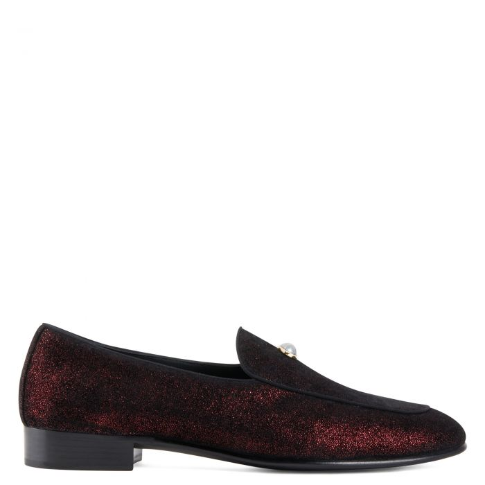 RUDOLPH PEARL - Black - Loafers
