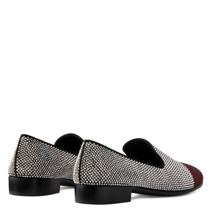 LEWIS CUP - BLack - Mocassins