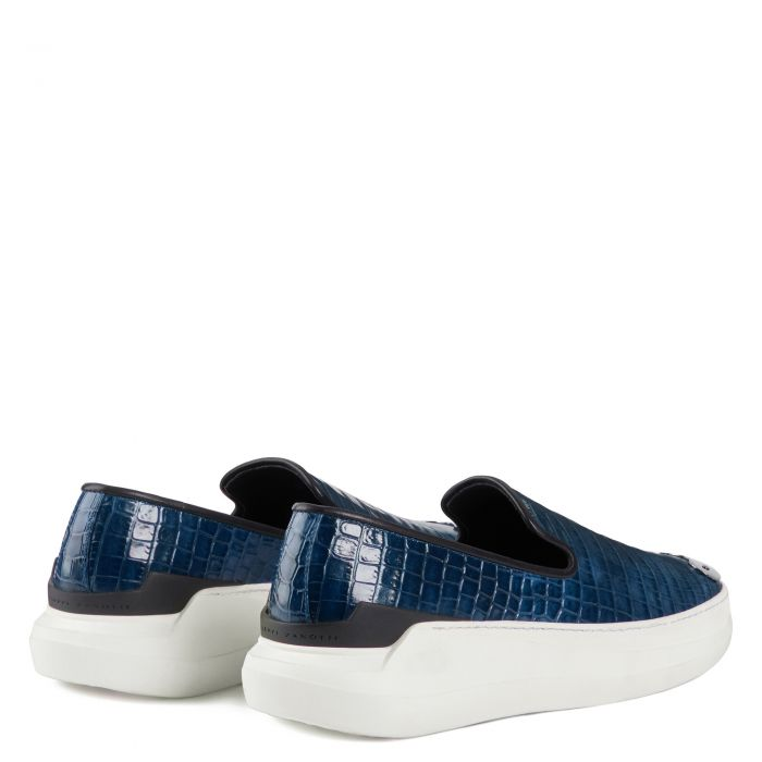 CONLEY - Blue - Loafers