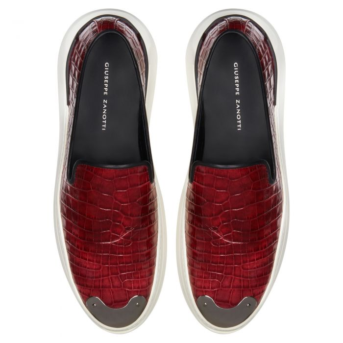 CONLEY - Red - Loafers