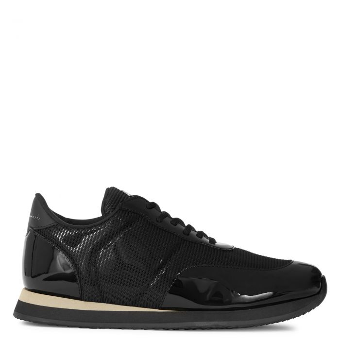 JIMI RUNNING - Black - Low top sneakers