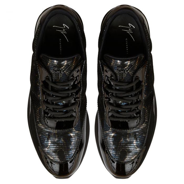 JIMI RUNNING - Brown - Low top sneakers