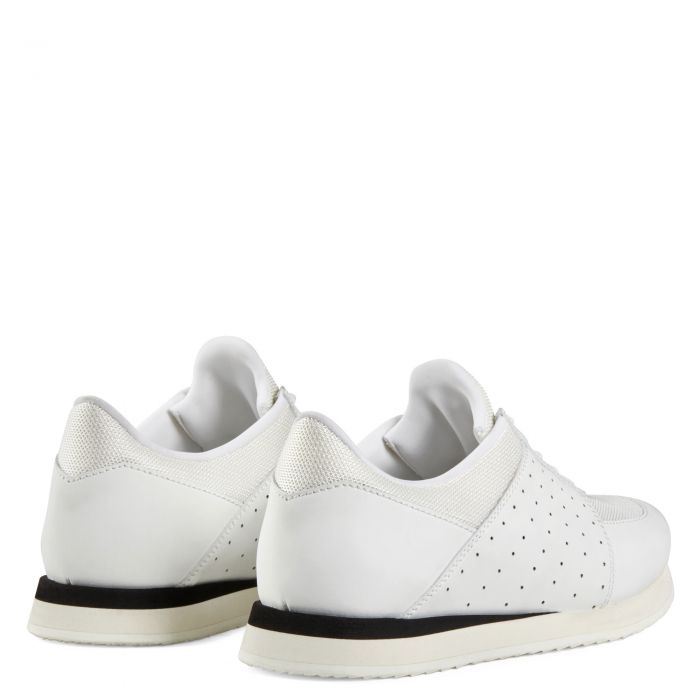 NEW JIMI RUNNING - White - Low top sneakers
