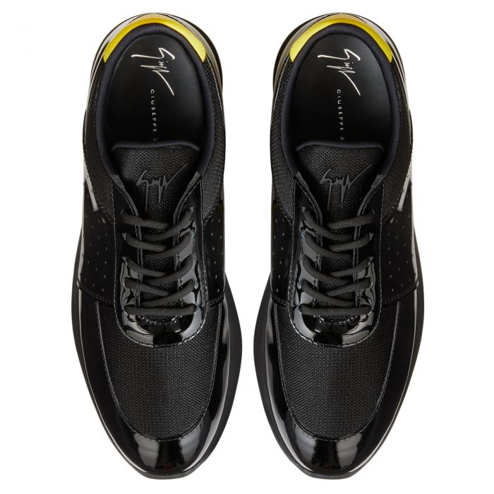 NEW JIMI RUNNING - Noir - Sneakers basses