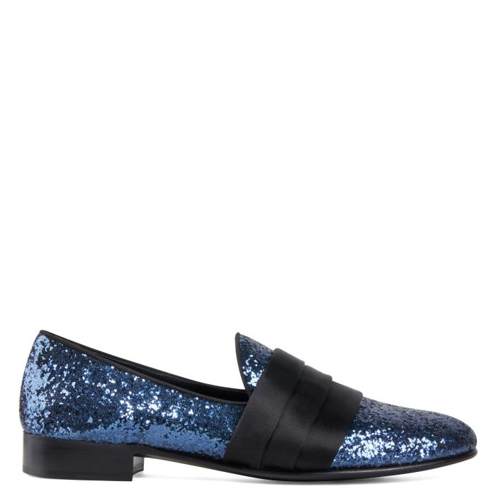 PATRICK - Blue - Loafers