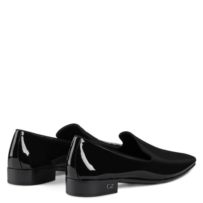 ELIO - Black - Loafers