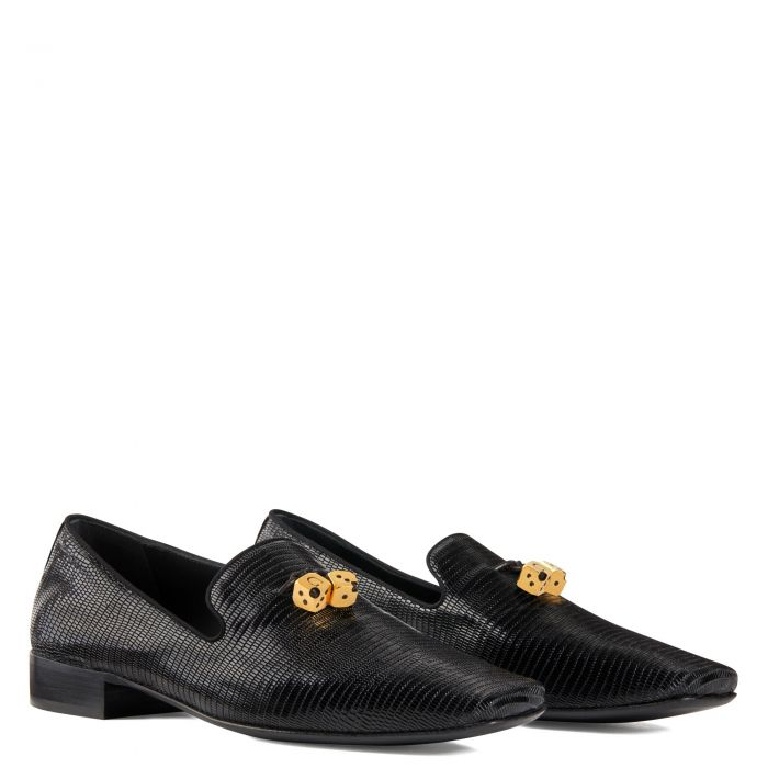 ELIO DICE - BLack - Mocassins