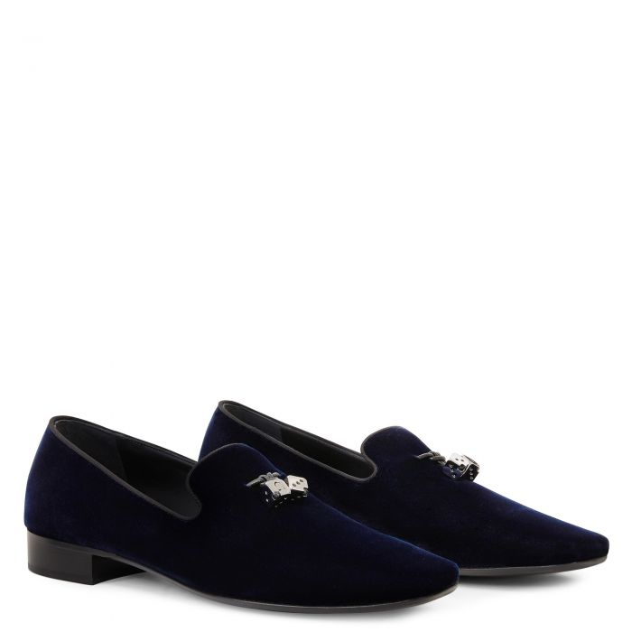 ELIO DICE - Blue - Loafers