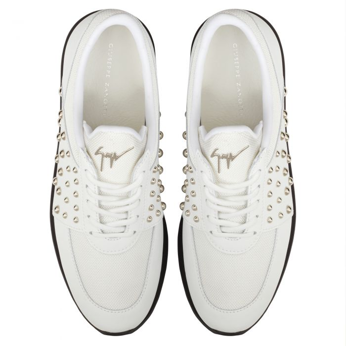 NEW JIMI RUNNING - Blanc - Sneakers basses