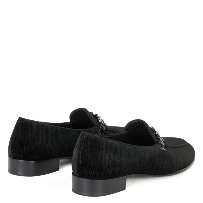 RUDOLPH  NEW CHAIN - Black - Loafers