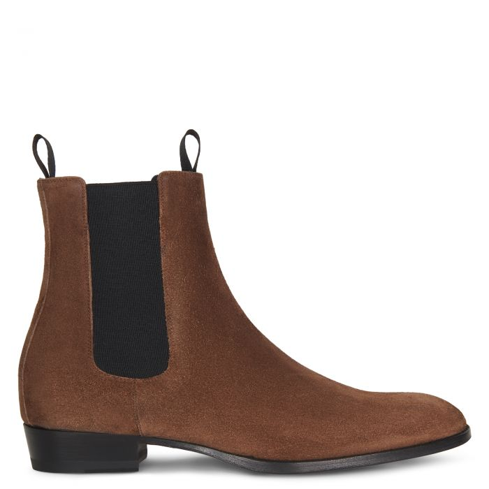ENFIELD - Brown - Boots