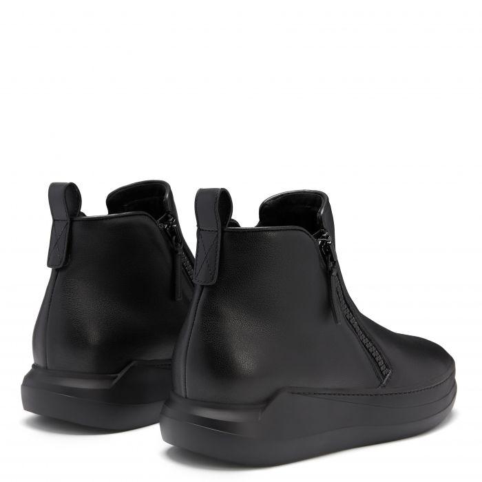 CONLEY HIGH - Noir - Bottes