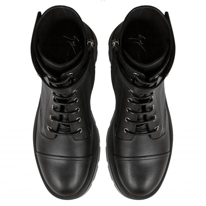 RUGER - Black - Boots