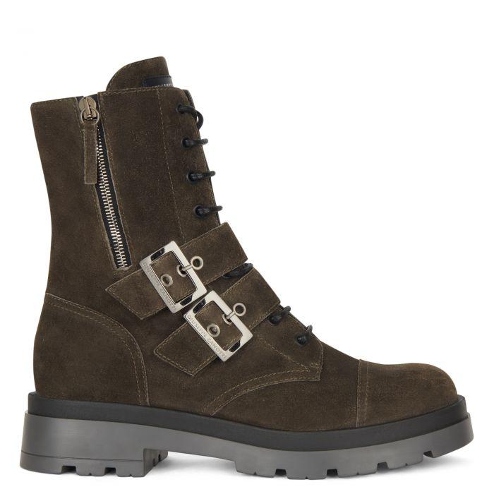 TRIUMPH G - Grey - Boots