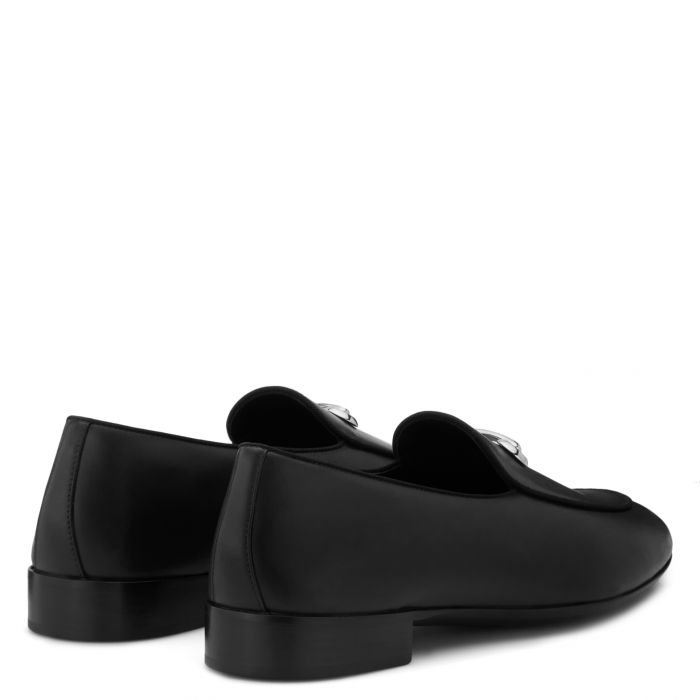 JACKSON - Black - Loafers