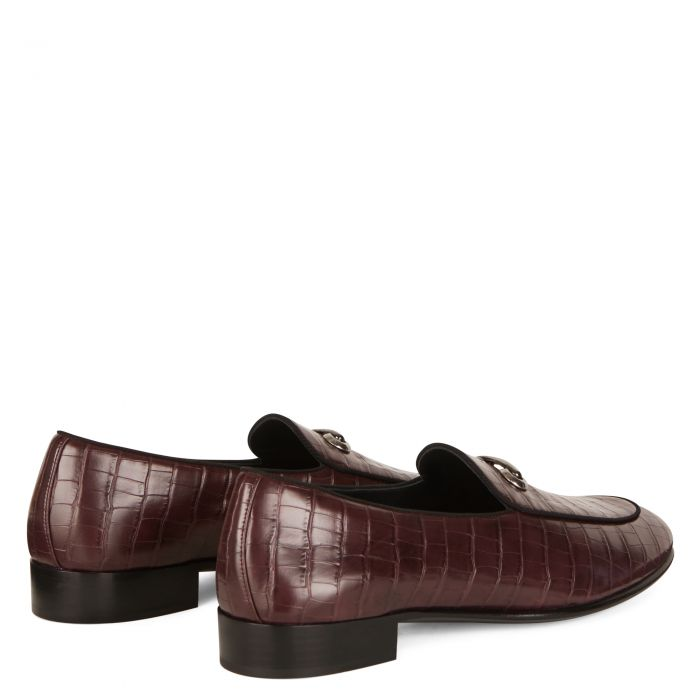 ARCHIBALD - Marron - Mocassins