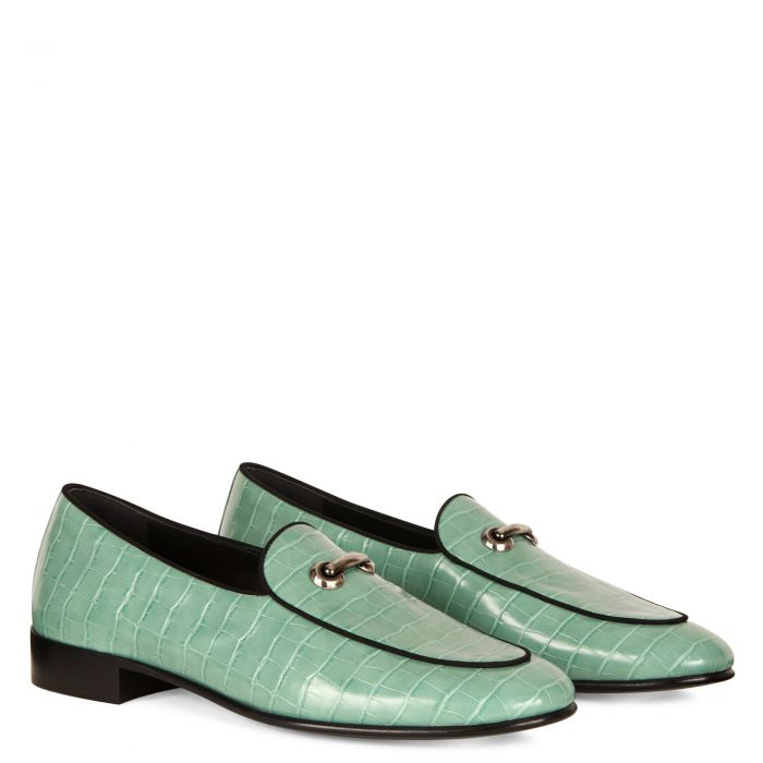 ARCHIBALD - Blue - Loafers