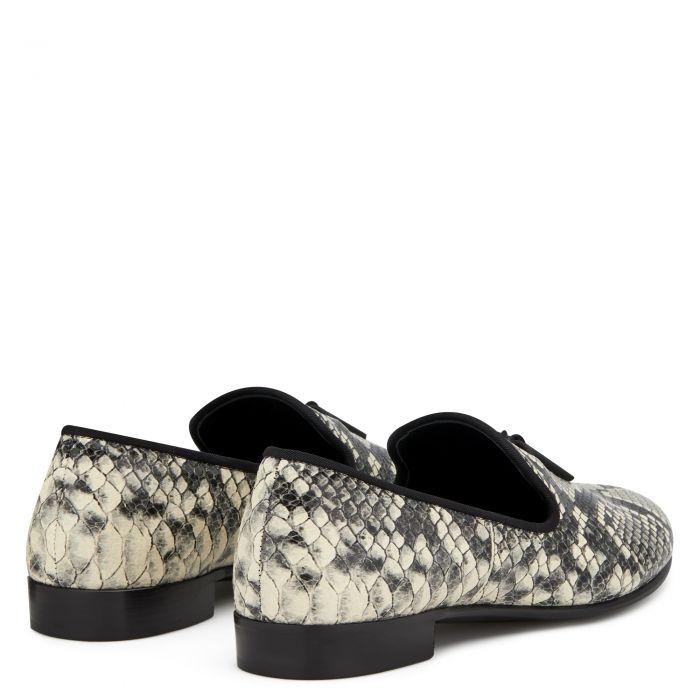 SHARK PYTHON - Multicolor - Loafers