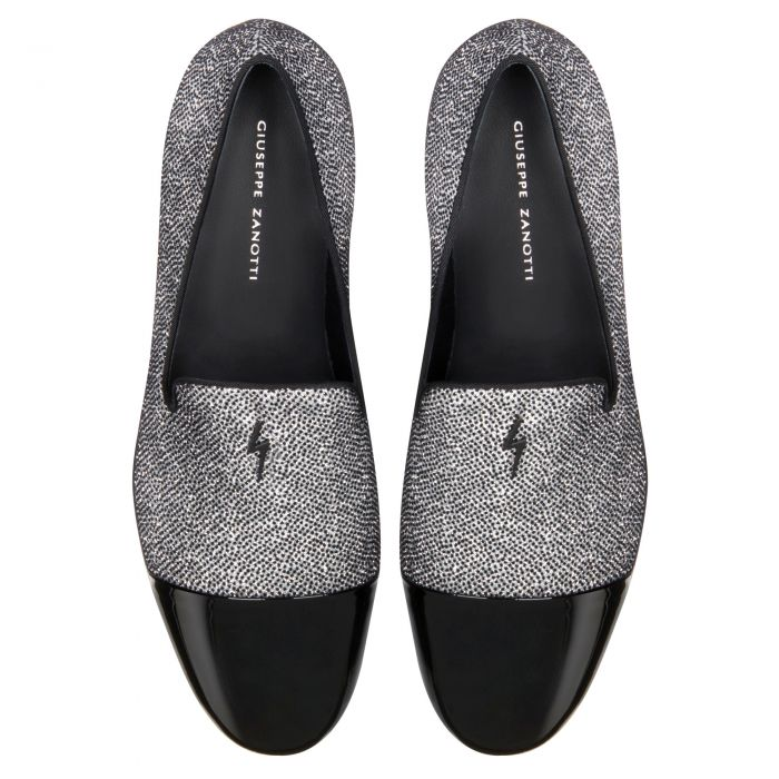 LEWIS CUP - Silver - Loafers