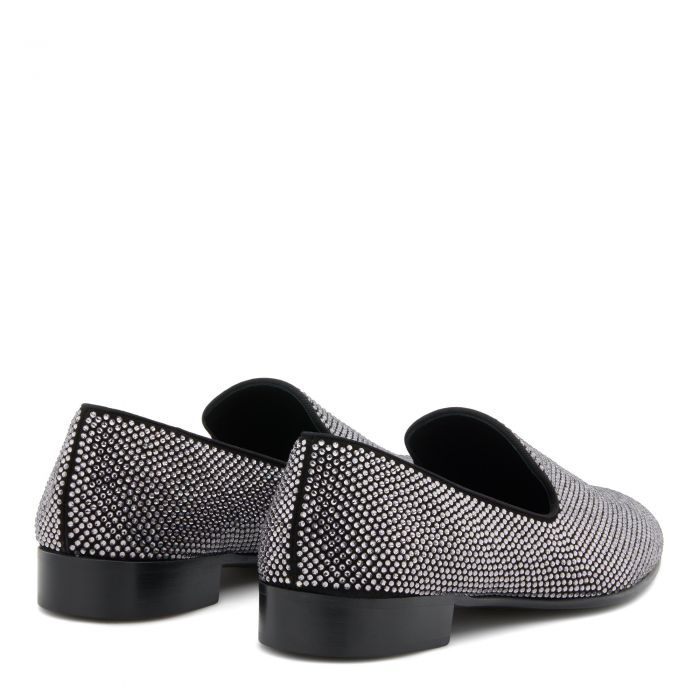 LEWIS - Silver - Loafers