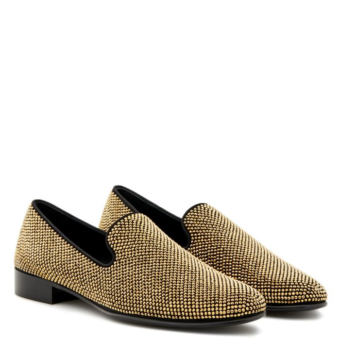 LEWIS - Gold - Loafers