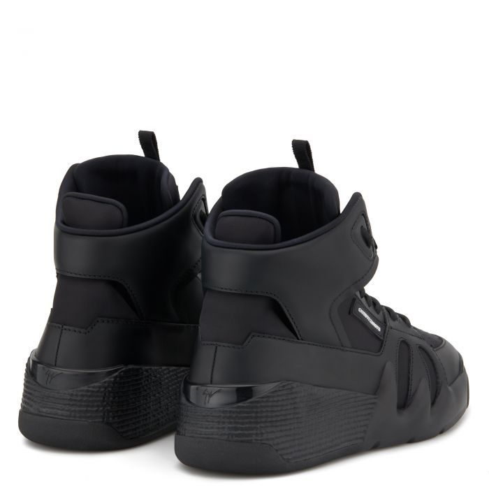 TALON - Black - High top sneakers