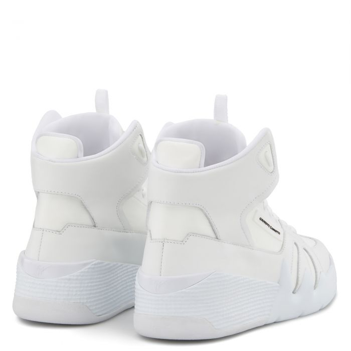 TALON - Blanc - Sneakers hautes