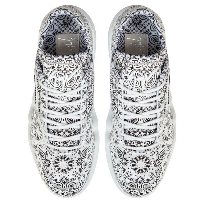 TALON - Blanc - Sneakers basses