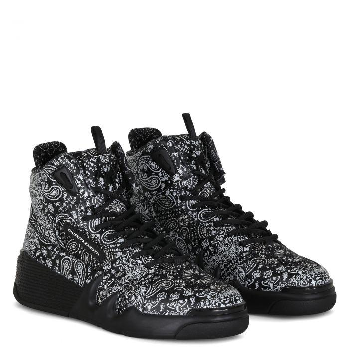 TALON - Noir - Sneakers montante