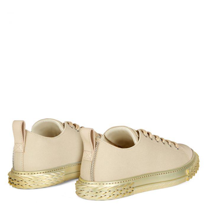 BLABBER - Beige - Low top sneakers