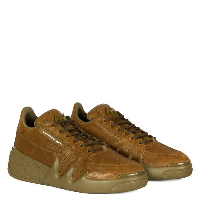 TALON - Vert - Sneakers basses