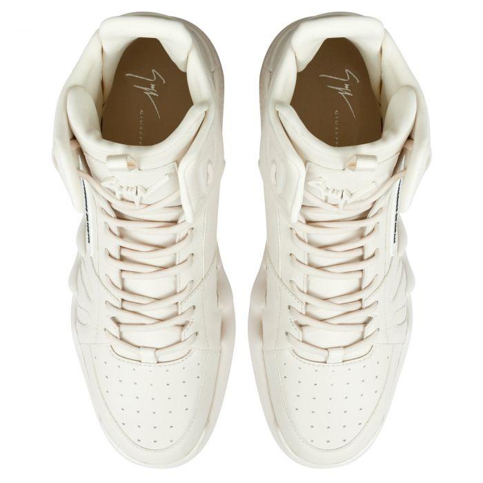 TALON - Blanc - Sneakers montante