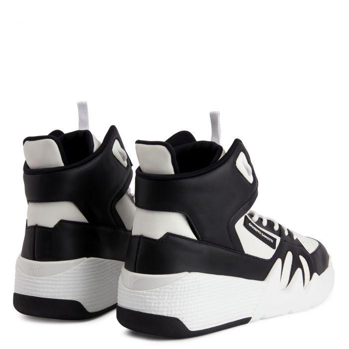 TALON - Bianco - Sneaker mid top